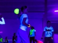 blacklight dodgeball