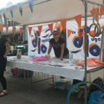 Dio aanwezig op zomerfeest Ugchelen 2015